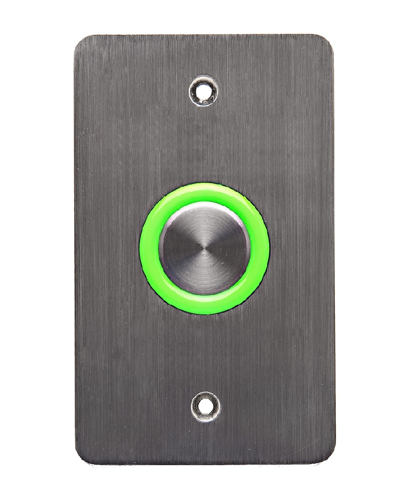 Push Buttons 6600 Series Halo Lighted Piezo Rex Push Buttons