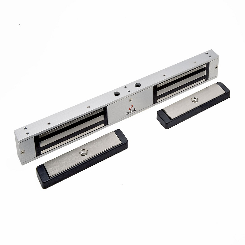Electromagnetic Locks Surface Mount Outswing Double 650